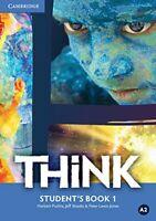 Think Level 1 Student's Book, Lewis-Jones, Peter, Stranks, Jeff, Puchta, Herbert
