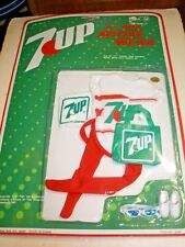 NOS NEW 7 UP 11 1/2 inch Active Wear Clothing 1987 Barbie #6020 red pants style