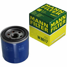 Ölfilter Anschraubfilter Mann Filter W8017 für Hyundai i30 KIA Sportage Sorento