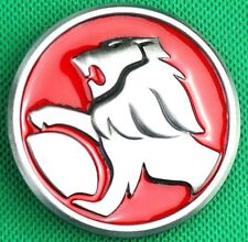 "Belt Buckle ""HOLDEN"" Lion with Globe, Red, 3.8cm Wide, DIY, Custom Metal Casting"