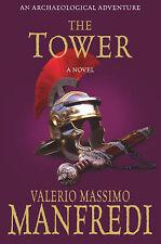 The Tower by Valerio Massimo Manfredi (Hardback, 2006)