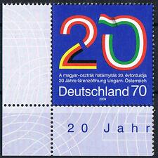 2759 ** BRD 2009,  Grenzöffung Österreich-Ungarn  ELU