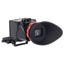 "GGS Swivi S6 3x Foldable Viewfinder for DSLR Video Cameras with 3"" 3:2 LCD"
