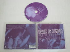DEATH BY STEREO/DAY OF THE DEATH(EPITAPH 6590-2) CD ALBUM