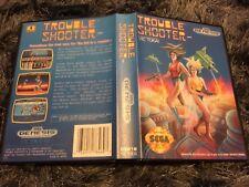 Trouble Shooter SEGA Mega Drive USA Version - Custom Game - Grade AAA+++