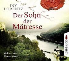 Der Sohn der Mätresse von Iny Lorentz (2016, Hörbuch)