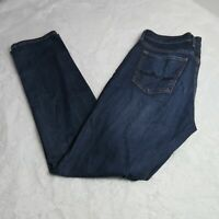 NWOT Lucky Brand Women's Sweet 'N Straight Jeans Size 10 30R Mid Rise Dark Wash