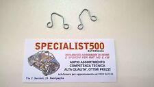 FIAT 500-126 EPOCA  COPPIA MOLLE CALOTTE E TAPPI SPINTEROGENO