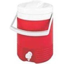 Igloo Legend Beverage Cooler (Red, 2-Gallon)