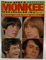 Monkees Tiger Beat Magazine April 1968 Spectacular Special Collectors 20-258BAE