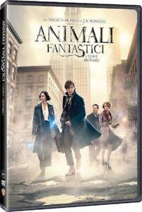 DVD Animali Fantastici e dove trovarli - nuovo sigillato - J.K. Rowling