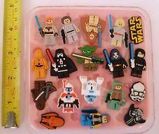 Star Wars Conjunto de Silicona Molde para Cake Toppers, Arcilla Etc