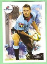 2003  RUGBY UNION CARD #6  TIM CLARK, NSW WARATAHS