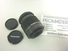 Promaster AF Aspherical Lens 28-80mm 1:3.5-5.6