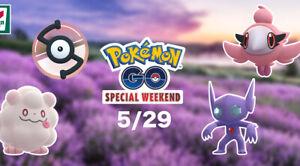 Verizon Special Event Code - Pokemon Go Special Weekend