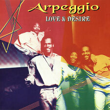 Arpeggio ‎– Love & Desire CD RARE LET THE MUSIC PLAY DISCO FUNK SOUL UNIDISC NEW