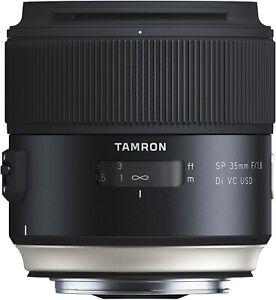 Tamron SP 35mm F1.8 Di VC USD For Nikon