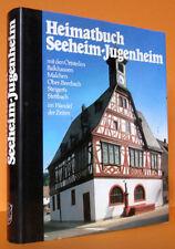 Hessen Darmstadt Bergstraße Seeheim Jugenheim Malchen Stettbach Geschichte 1981