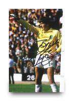 Pat Bonner Signed 6x4 Photo Celtic Goalkeeper Genuine Autograph Memorabilia +COA