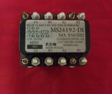 New listing Eaton Relay Ms24192-Di No.9565H2 Aircraft 25 Amp Pst N.O. Type Ii Unsealed W