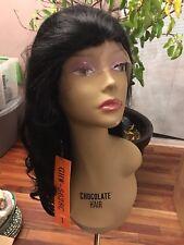New Good Hair Shoppe Natural Virgin Wig Color 1B