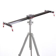 "32""/80cm Track Dolly Slider Video Studio Stabilizer DSLR Camera DC DV Camcorder"