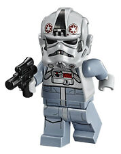 NEW LEGO STAR WARS AT-AT DRIVER MINIFIG 75054 75075 figure minifigure trooper