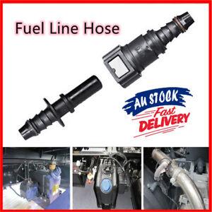 1 Set Car Fuel Line Hose Quick Release Auto Connectors Automotive Disconnected
