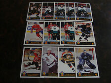 1993-94 Classic Hockey Prospects---Lot Of 13---Dupes---See List---NrMt