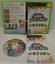 Console Game Gioco Microsoft XBOX PAL Italiano Play IT 505 - Ultra Bust A Move -