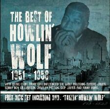The Best of Howlin Wolf 19511958 (4CD)