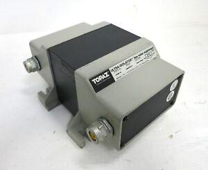 Topaz 91095-21 Ultra-Isolator Line Noise Suppressor 500VA 0.001pf 120/240V