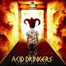 ACID DRINKERS - Verses Of Steel CD