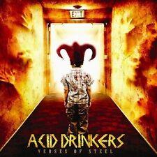 ACID DRINKERS - Verses Of Steel CD