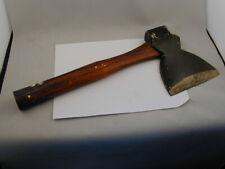 Vintage True Temper Flint Edge No. TB4F Hewing Axe w/ Original Handle