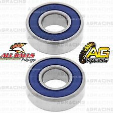 All Balls Rear Wheel Bearings Bearing Kit For Suzuki RM 125 1985 85 Motocross