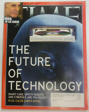 Time Magazine The Future Of Technology Syria After Assad June 2000 042015R