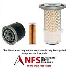 Kubota B1550, B1550D, B1550E, B1750 Filter Service Kit - Air, Oil, Fuel Filters