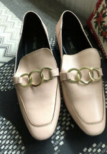 WOMENS NEXT 100% LEATHER ,LEATHER LINED,FLAT LOAFER SHOES SIZE 6(39) BNWT £45