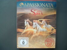 Apassionata - Europa Tour, Die Goldene Spur, Deluxe Edition, Neu OVP, 2 DVD Set