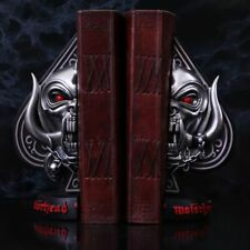 Motorhead Ace of Spades Bookends - Licenced Product 24h Del
