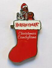 Character Pin Badge HersheyPark Christmas Candylane