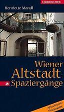Wiener Altstadt-Spaziergänge von Mandl, Henriette   Buch   Zustand gut