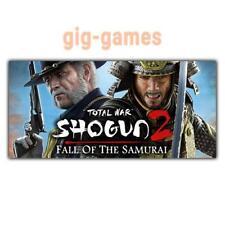 Total War: Shogun 2 - Fall of the Samurai PC Steam Download Link DE/EU/USA Key