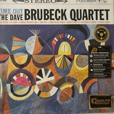 Dave Brubeck Time out LP 200g 33rpm Analogue Productions