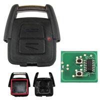 Autoschlüssel Gehäuse 433 Mhz Elektronik ID40 Fernbedienung NEU passend für Opel