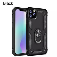 with metal rotating ring Full Protective silicone fashion Case For iphone 11 6.1