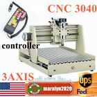 3040 3Axis USB CNC Router Engraving Carving Engraver Machine + R/C Controller