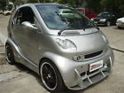 Mercedes Smart Car Fortwo Body Kit Add On Parts Front Lip Rear Lip+side Skirts
