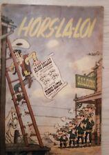 Lucky Luke Hors la Loi EO  1954